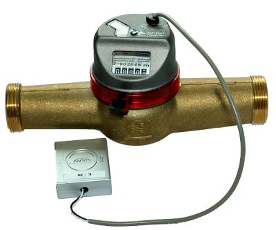 Đồng hồ nước nóng DN40
