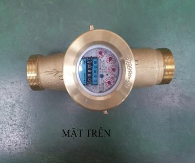 Đồng hồ nước lạnh Đa tia độ  hạy cao